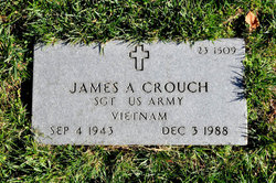 James A Crouch