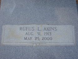 Rufus Lee Akins