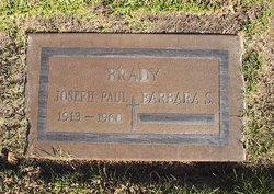 Barbara Jane <i>Spotts</i> Brady