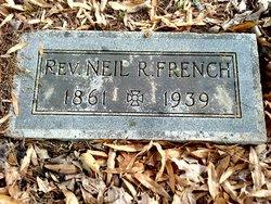 Rev Neil Robert Neely French