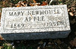 Mary <i>Newhouse</i> Apple