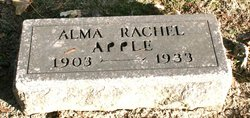 Alma Rachel Apple