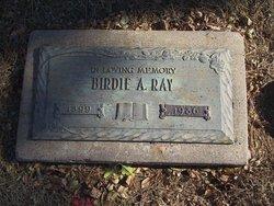Birdie A. <i>Bell</i> Ray