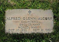 Alfred Glenn Alcorn