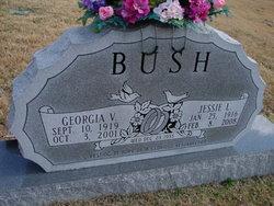Georgia Verda <i>Scarlett</i> Bush
