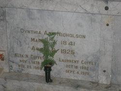 Alta <i>Nicholson</i> Coffey
