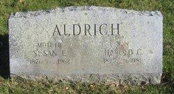 Susan Emma <i>Haight</i> Aldrich