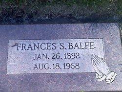Frances S Balfe