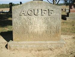 Adeline Addie <i>Smith</i> Acuff
