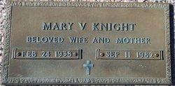 Mary Lou <i>Veal</i> Dunaway Knight