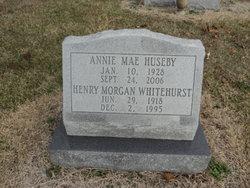 Henry Morgan Whitehurst