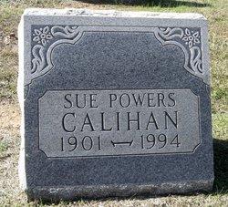 Sue <i>Powers</i> Calihan
