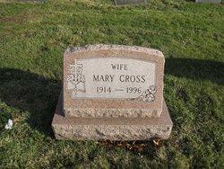 Mary <i>Vukovich</i> Cross