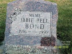 Ibbie Bell Meme <i>Joplin</i> Bond