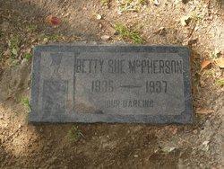 Betty Sue McPherson