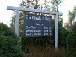 Elm Church of Christ Cemetery