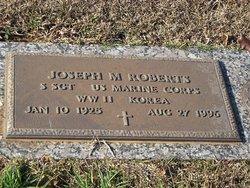 Joseph Marshall Roberts