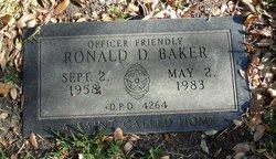 Ronald D Baker