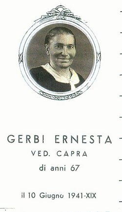 Ernesta <i>Gerbi</i> Capra