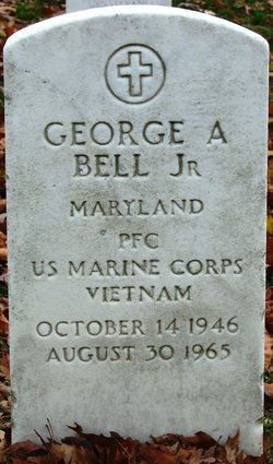PFC George Albert Bell, Jr