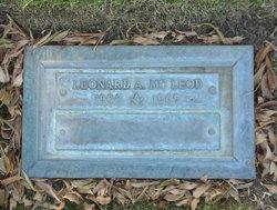 Leonard Adell McLeod
