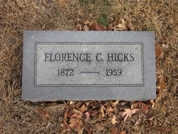 Florence Grammy <i>Crum</i> Hicks