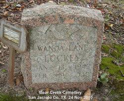 Wanda Lane Luckey