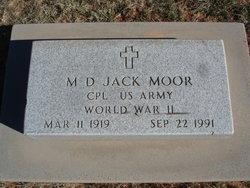 Millard D. Moor