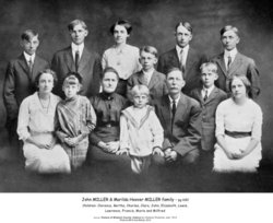 Clara Alice <i>Miller</i> Garrison