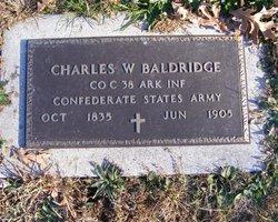 Charles Wesley Baldridge