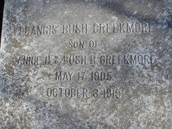 Francis Bush Creekmore