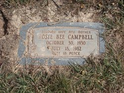 Rosie Bee Campbell