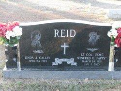 Col Winfred Orvile Pappy Reid