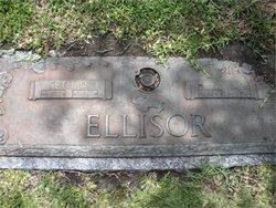 Hattie Pauline <i>Thomas</i> Ellisor