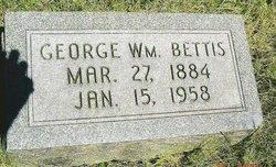 George William Bettis