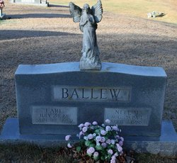 Nellie M <i>Rogers</i> Ballew