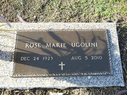 Rose Marie Nita <i>Knight</i> Ugolini