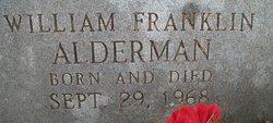 William Franklin Alderman