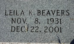 Leila K. Beavers