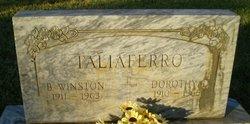 Dorothy Lee Dot <i>Dabney</i> Taliaferro