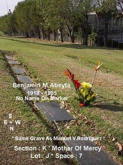 Benjamin M. Ben Abeyta