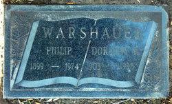 Dorothy Hope <i>Boggess</i> Warshauer