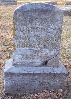 Herald Josiah Caughey