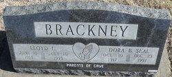 Dora Belle <i>Seal</i> Brackney