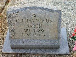 Cephas Venus Aaron