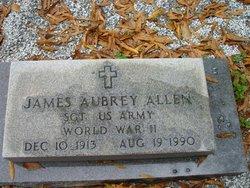 James Aubrey Jack Allen