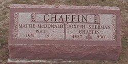 Joseph Sherman Chaffin