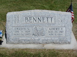 Chasty <i>Sampson</i> Bennett
