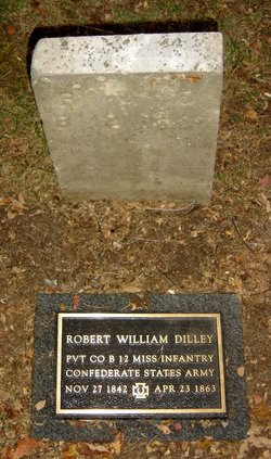 Pvt Robert William Dilley
