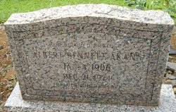 Albert Bennett Akana